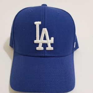 🔥 LA Dodgers 47 MVP blue adjustable cap